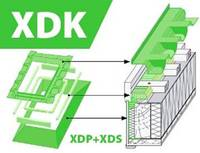FAKRO XDK комплект окладов гидро-пароизоляционный